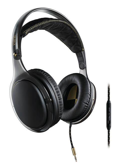Philips O'Neill STRETCH Black Headphones