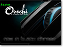 Razer Orochi Black Chrome Edition mobile gaming mouse