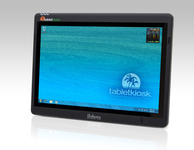 TabletKiosk unveils the poweful Sahara Slate PC i500 with Core i7 Processor