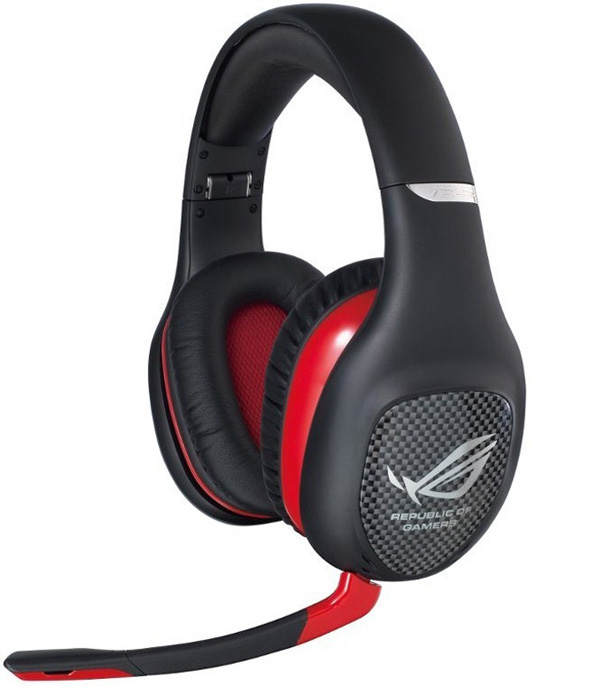 Asus ROG Vulcan ANC pro gaming headset