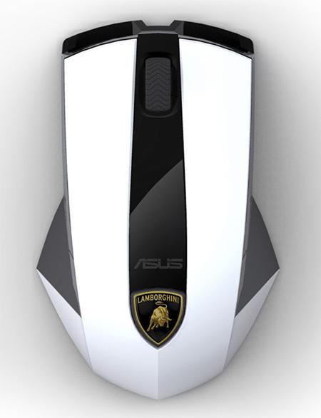 Asus WX-Lamborghini Mouse