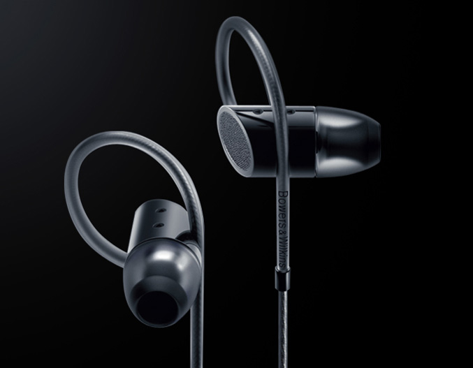 Bowers&Wilkins C5 in-ear headphones