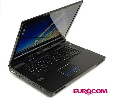 Eurocom Panther 3.0 laptop