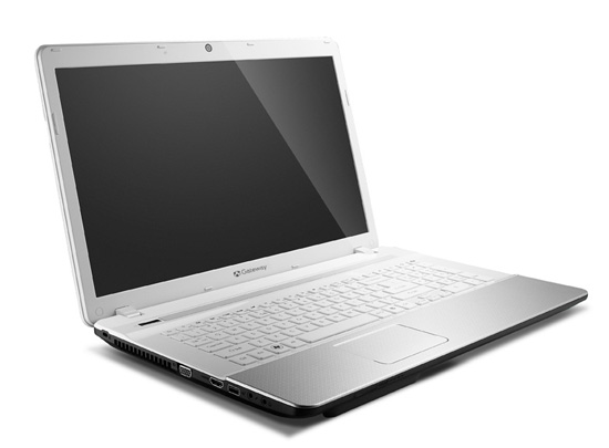 Gateway annouces new ID and NV Series laptops