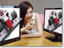 LG unveils D2000 glasses-free 3D Monitor with eye-tracking