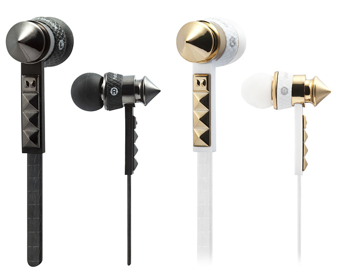 Monster Heartbeats 2.0 by Lady Gaga Earbud Headphones