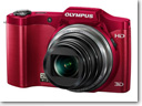 Olympus adds SZ-11 compact digital camera