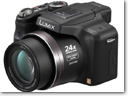 Panasonic Lumix FZ47 with 24x Optical Zoom