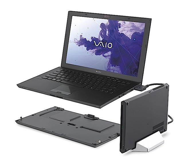 Sony VAIO Z notebook Series