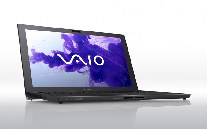 Sony VAIO Z notebook Series