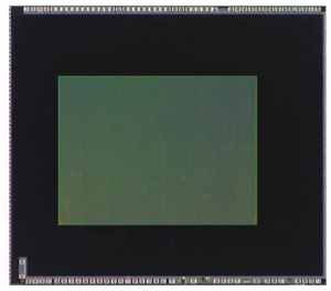 Toshiba launches 1/4-inch 8.08 megapixels CMOS image sensor