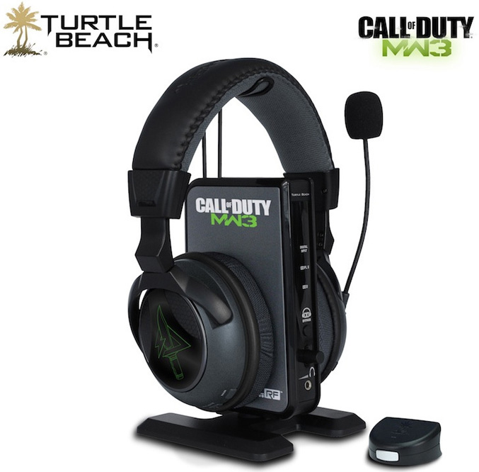 Turtle Beach Modern Warfare 3 gaming headset