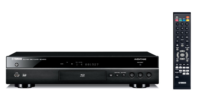 Yamaha Aventage BD-A1010 Blu-Ray Player