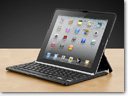 ZAGGfolio is a carrying case with Bluetooth Keyboard for iPad2