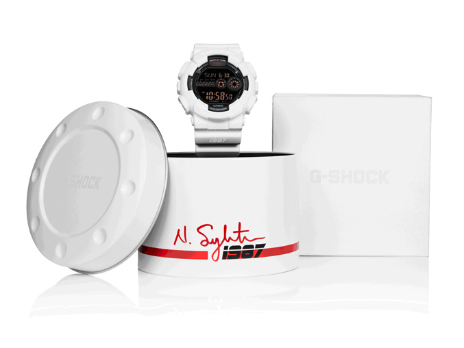 Casio G-Shock Nigel Sylvester (GD100NS-7)