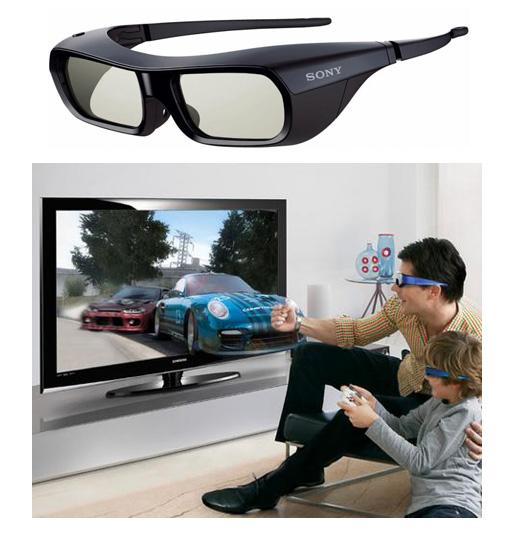 3D glasses standard