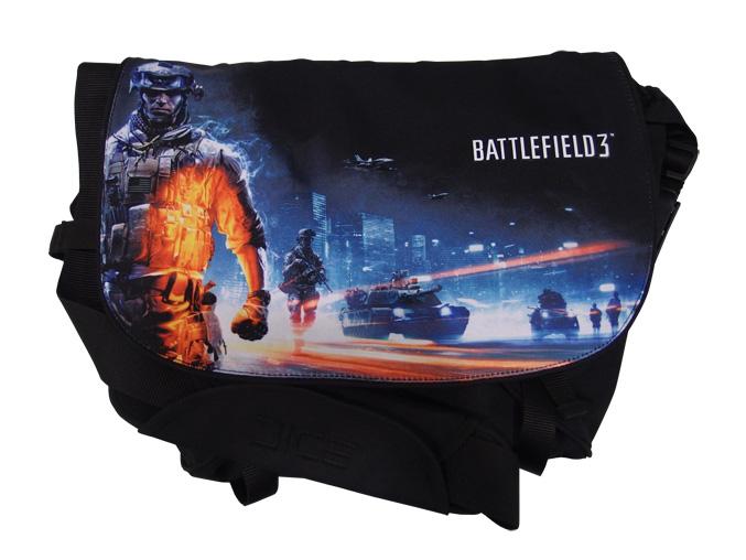 Battlefield 3 Messenger Bag