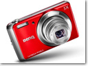 Benq launches the 14-megapixel LT100 digital camera