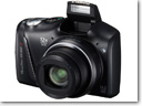 Canon intros PowerShot SX150 IS superzoom