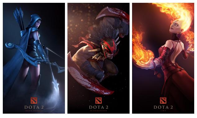 Dota2 Heroes