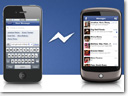 Facebook intros Messenger app for iPhone and Android