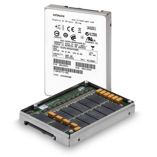 Hitachi GST announces Ultrastar SSD400M