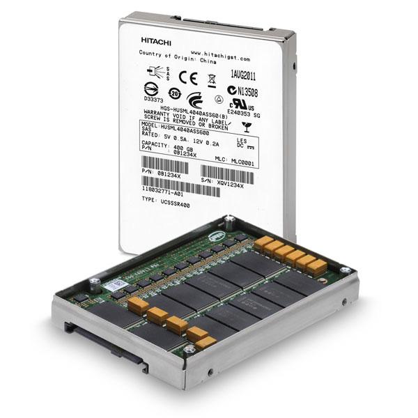 Hitechi Ultrastar SSD400M