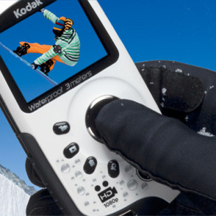 Kodak rolls out Burton Edition Playsport Cam for Snowboarders