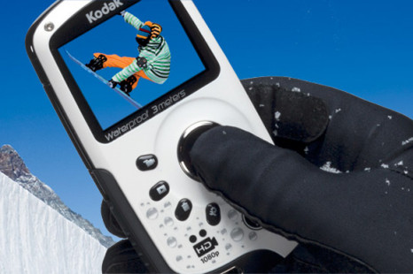 Kodak rolls out Burton Edition Playsport Cam for Snowboarders