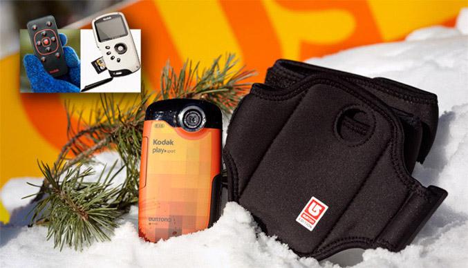 Kodak PlaySport Burton Edition