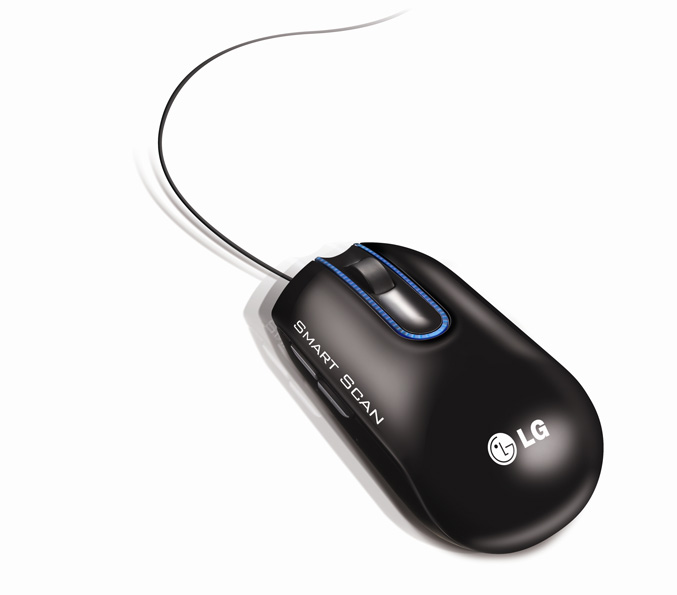 LG LSM-100 mouse