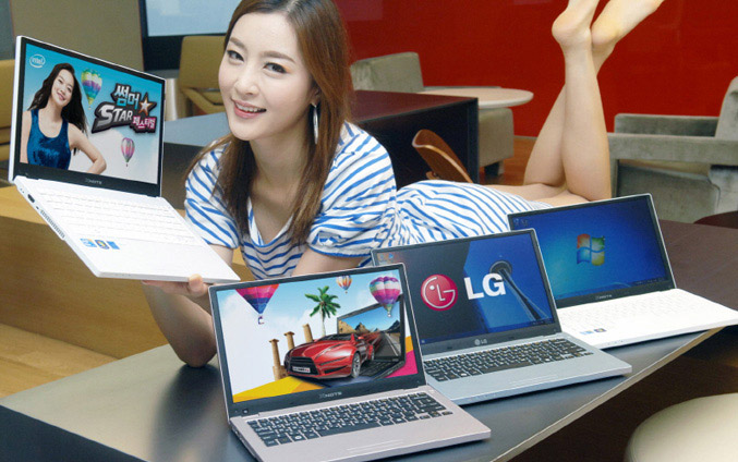 LG P220 notebook