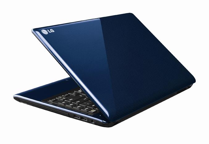 LG Aurora Blue