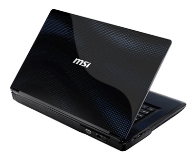 MSI intros the CR430 multimedia laptop