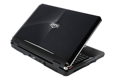 MSI GT683DX gaming laptop