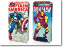 PDP Collector's Edition Clip Case with Marvel super heroes