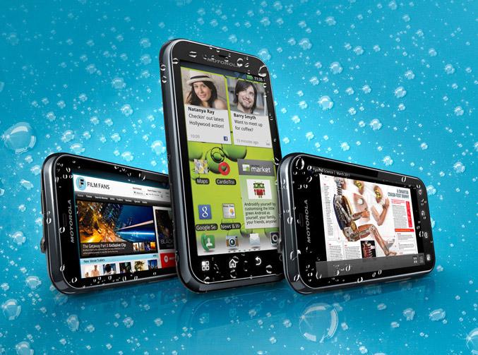 Motorola Defy+