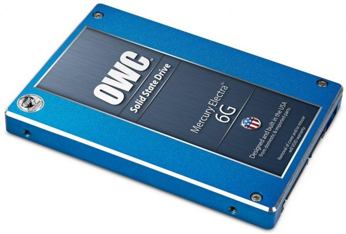 OWC Mercury Electra 6G 60GB SSD