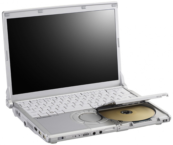 Panasonic Toughbook S10 rugged notebook