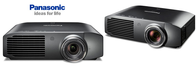 Panasonic PT-AT5000E Full HD 3D Home theatre projector