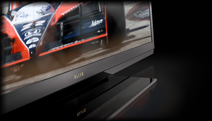 Sharp ELITE LED LCD TVs