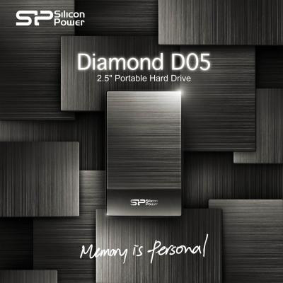 Silicon Power D05 portable hard drive