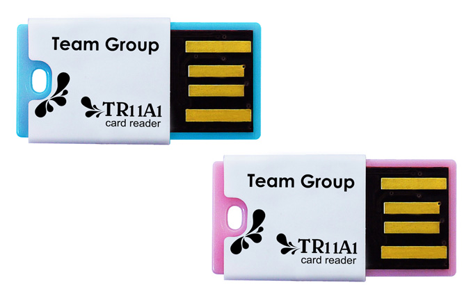 Team Group TR11A1 micro SD/SDHC card reader