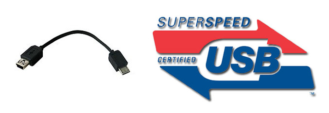 USB with new power delivery specification for faster battery charging
