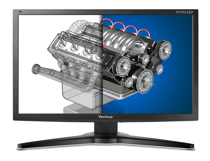 ViewSonic VP2765-LED Monitor