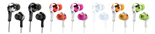 iLuv iEP322 in-ear Headphones