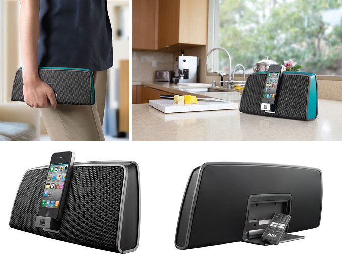 Altec Lansing intros inMotion iMT630 Classic iPhone and iPod dock