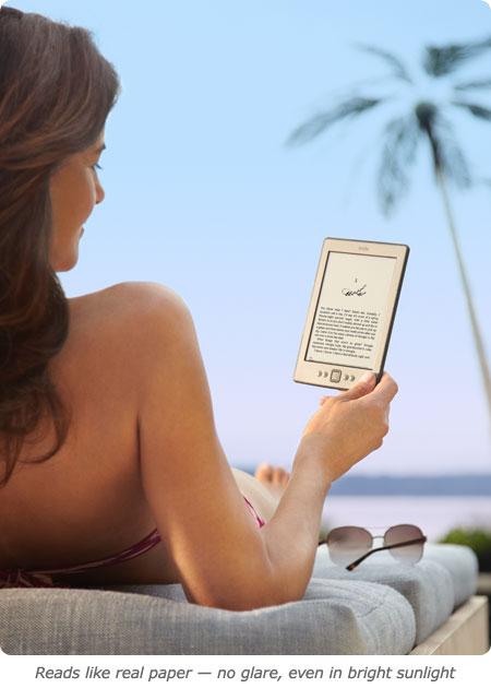 AmazonKindle Wi-Fi 6-inch