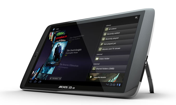 Archos launches G9 tablets