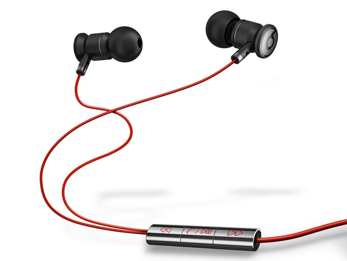 Beats by Dr. Dre in-ear headphones